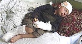 Afghanistan vittime raid aerei