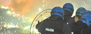 """Chiomonte, 23 luglio: agenti """"assediati"""" dai No Tav"""
