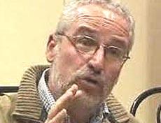 Maurizio Pallante, presidente del Movimento per la Decrescita Felice
