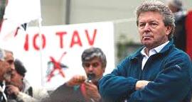 Sandro Plano, Pd, presidente No-Tav della Comunità Montana valsusina