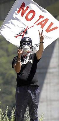 militante No tav