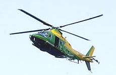 Elicottero A-109 della Guardia di Finanza