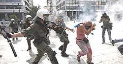 Grecia rivolta
