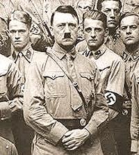 Hitler e le camicie brune