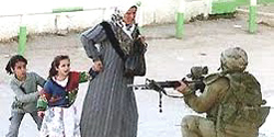 repressione anti-palestinese