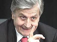 Jean-Claude Trichet, Bce