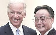 Joe Biden a Pechino