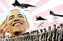 Obama guerra