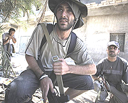 Ribelli nell'est della Libia