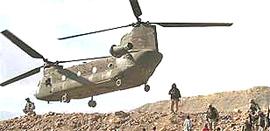 elicottero Chinook