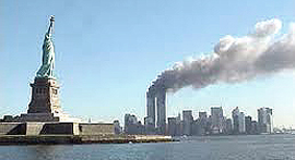 11 settembre Manhattan