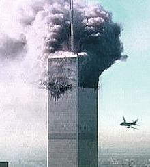 11 settembre aereo