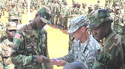"Truppe inquadrate nell'Africom, la ""Nato africana"""