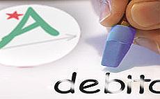 Alternativa, no debito