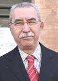 """Giulietto Chiesa, presidente di """"Alternativa"""""""