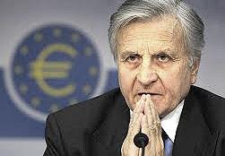 Jean-Claude Trichet, presidente della Bce