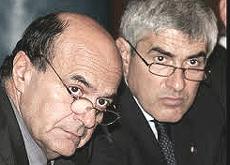 Bersani e Casini