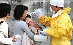 Fukushima: paura nucleare