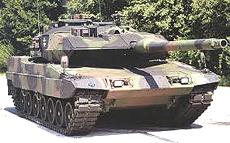 Il tank Leopard