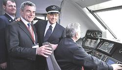 Tav: Moretti e Berlusconi