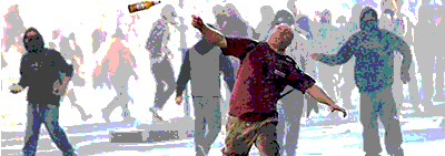Roma, le violenze del 15 ottobre