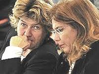 Susanna Camusso con Emma Marcegaglia