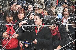 """Giaglione, 23 ottobre: il taglio delle reti della """"zona rossa"""""""