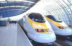 Super-treni Alstom, leader francese dell'alta velocità