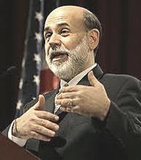 Ben Bernanke, governatore della Fed
