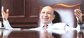 Lloyd Blankfein, attuale patron di Goldman Sachs