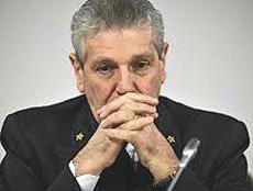 L'ammiraglio Giampaolo Di Paola, neo-ministro della difesa