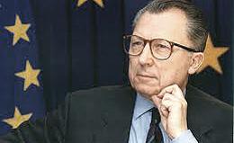 """Jacques Delors, uno dei """"padri"""" dell'Euro"""