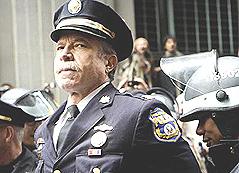 L'arresto del capitano Ray Lewis a New York