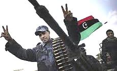 Reduci della guerra civile contro Gheddafi