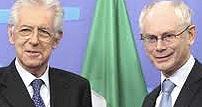 Monti e Van Rompuy