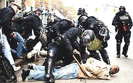 Seattle: la violenta repressione della protesta contro il Wto