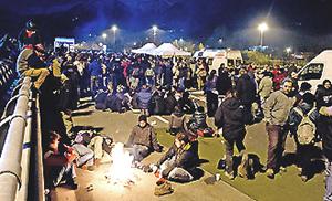 Sit-in dei No Tav l'8 dicembre sull'autostrada