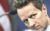 Timothy Geithner, ministro del Tesoro di Obama