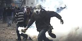 Il Cairo scontri