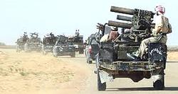 """Libia, pick-up equipaggiati come jeep """"tecniche"""""""