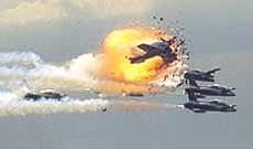 Ramstein, 1988: la fatale collisione delle Frecce Tricolori