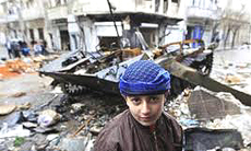 Siria, un attentato terroristico