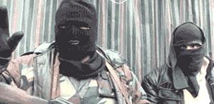 Siria miliziani