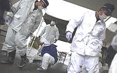 Fukushima, tecnici