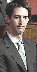 Giovanni Monti, figlio del premier e già uomo della Morgan Stanley
