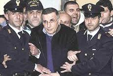 L'arresto di Pasquale Zagaria