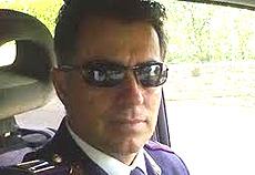 Maurizio Cudicio, sovrintendente di polizia