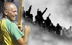 Luca Abbà e la protesta No-Tav