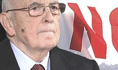Napolitano: niente dialogo coi sindaci della val Susa