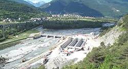 L'impianto di Pont Ventoux che ha impoverito le risorse idriche valsusine